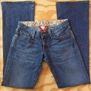 Lucky Brand Sweet Dream Jean 0/25 Regular Inseam